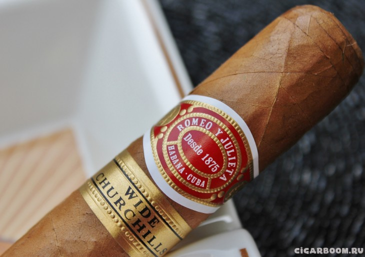 Romeo y Julieta Wide Churchill