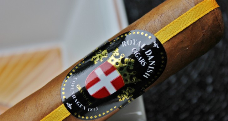 Royal Danish Cigars Havana Blend Grand Danois