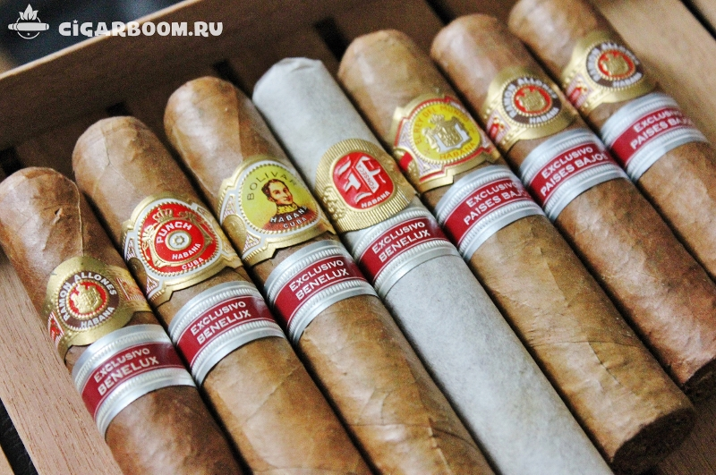 Cigarboom.ru Cuba, Regional Edition Benelux