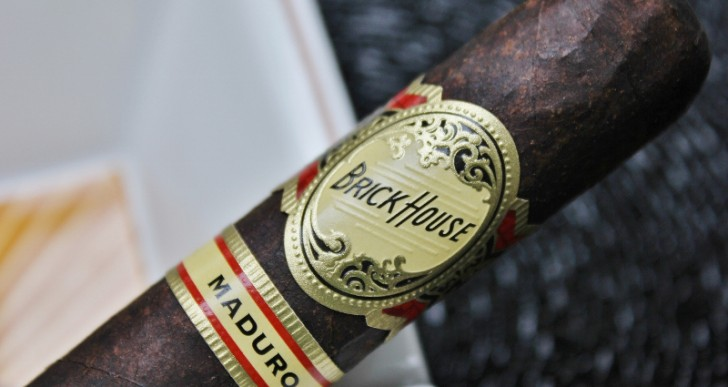 Brick House Maduro Robusto