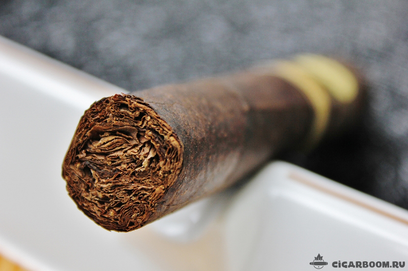 Brick House Maduro Robusto_2