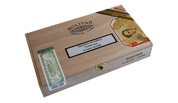 NEW Bolivar Super Coronas EL 2014