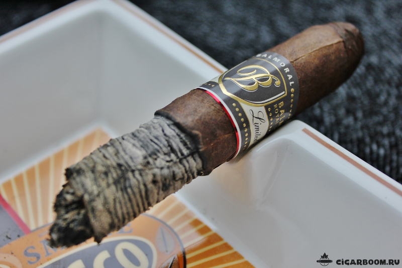 Balmoral Royal Selection Limited Anejo 18 Torpedo MK52_6