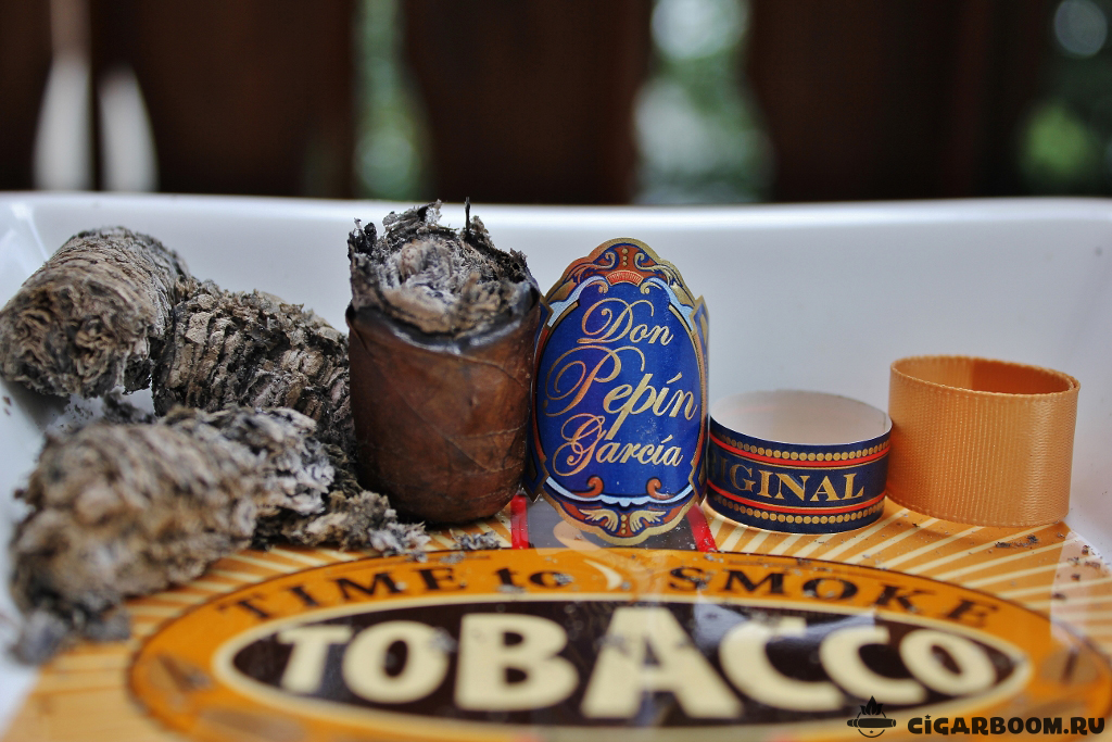 Don Pepin Garcia Blue Label Maduro Limited Edition Toro_7