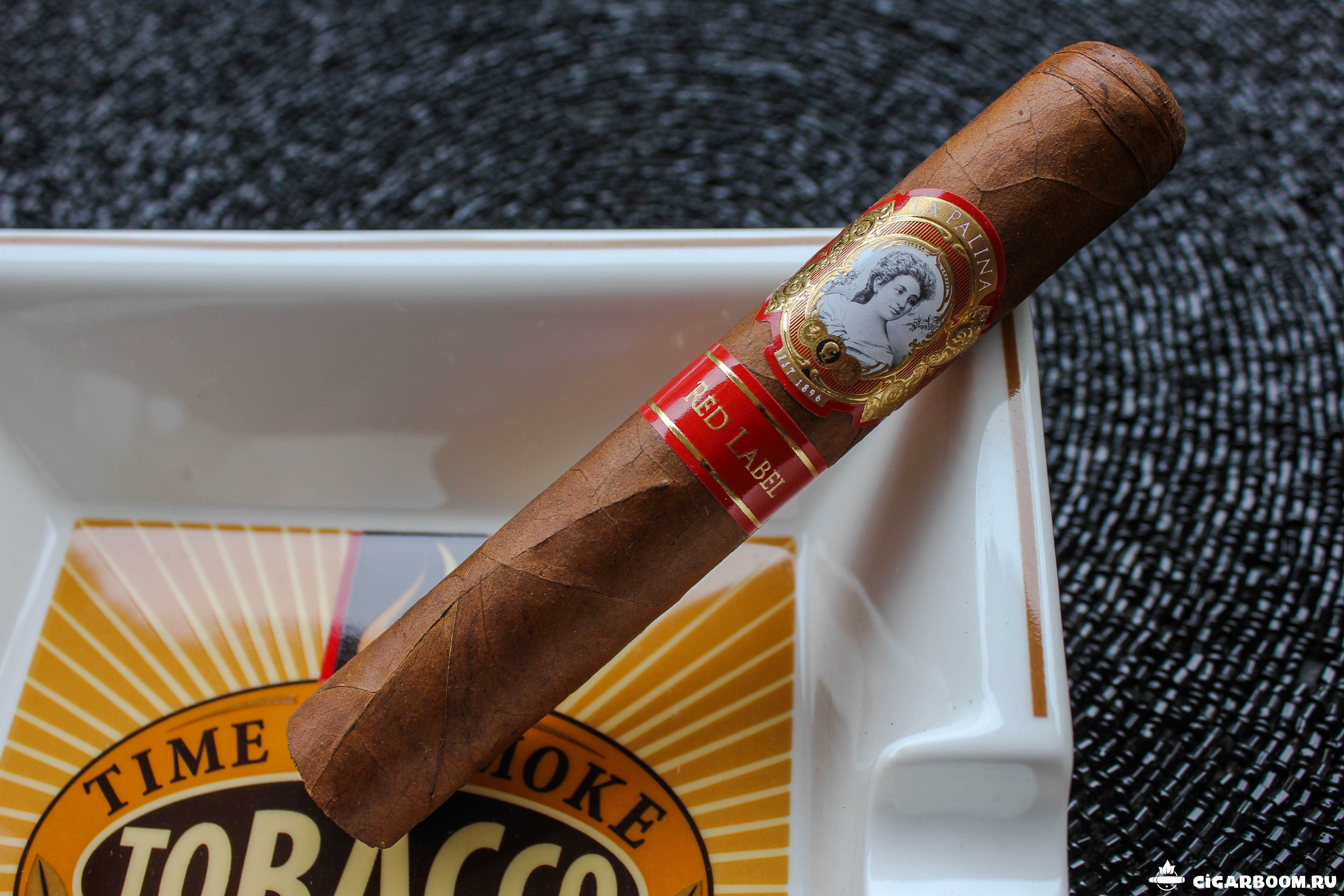 La-Palina-Red-Label-Robusto