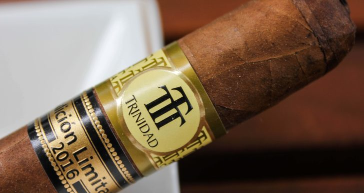 Trinidad Topes Edition Limitada 2016